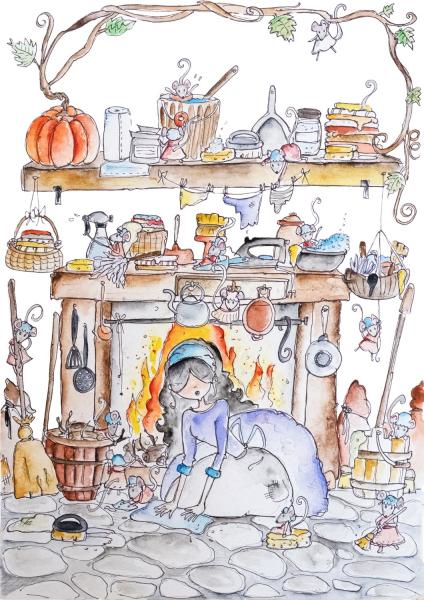 Mary Gallo Illustrations
