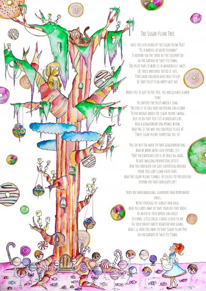 The-sugar-plum-tree