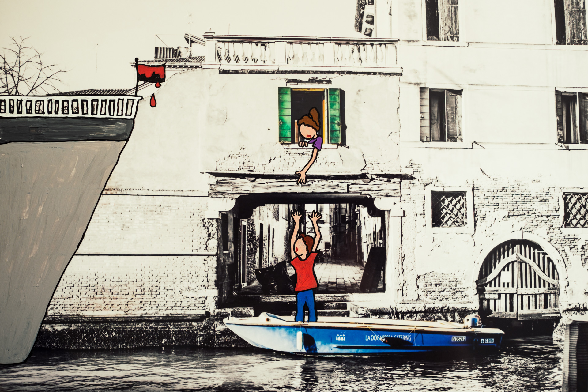 Venice is a painting-17