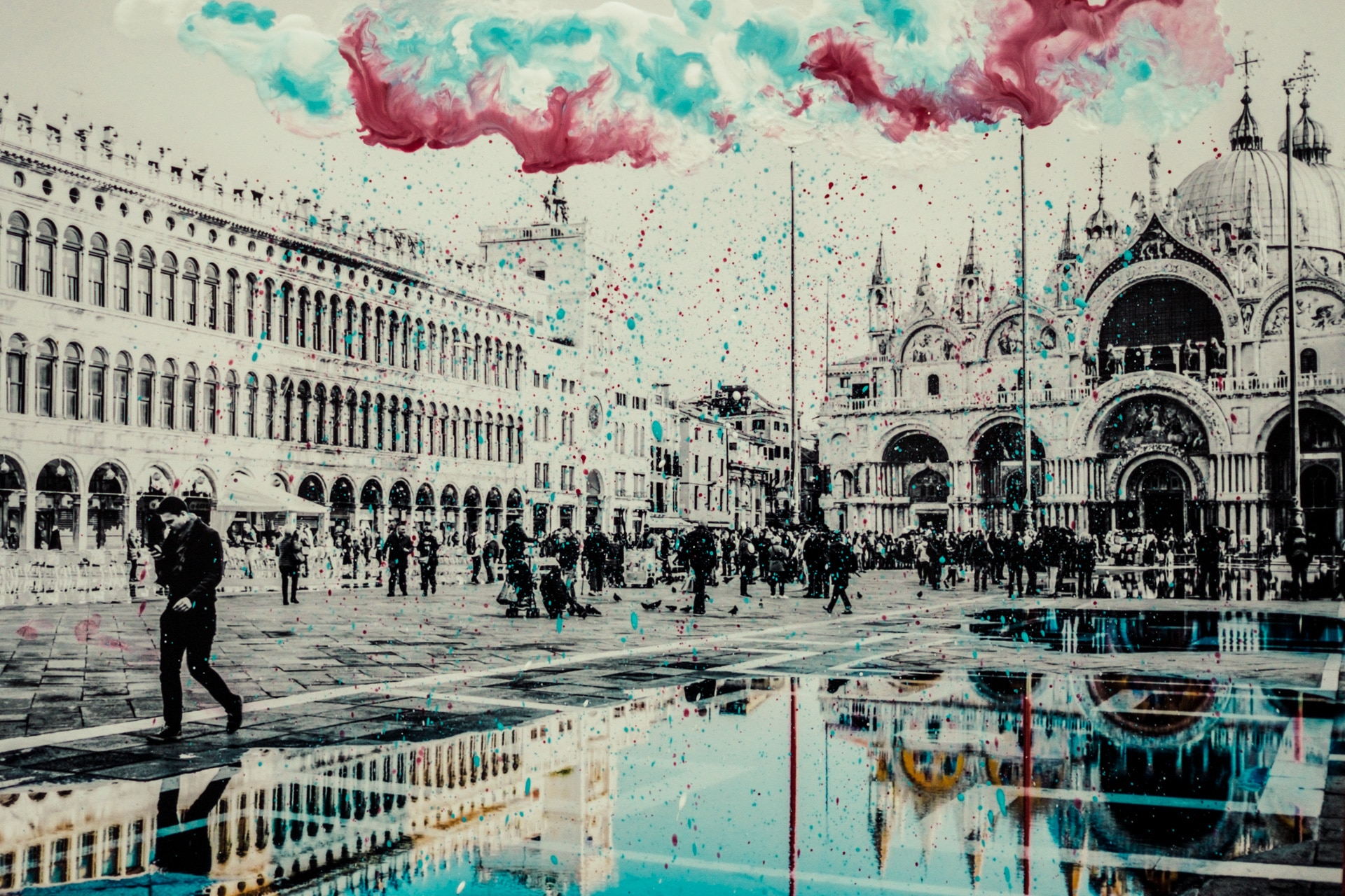 Venice is a painting-2