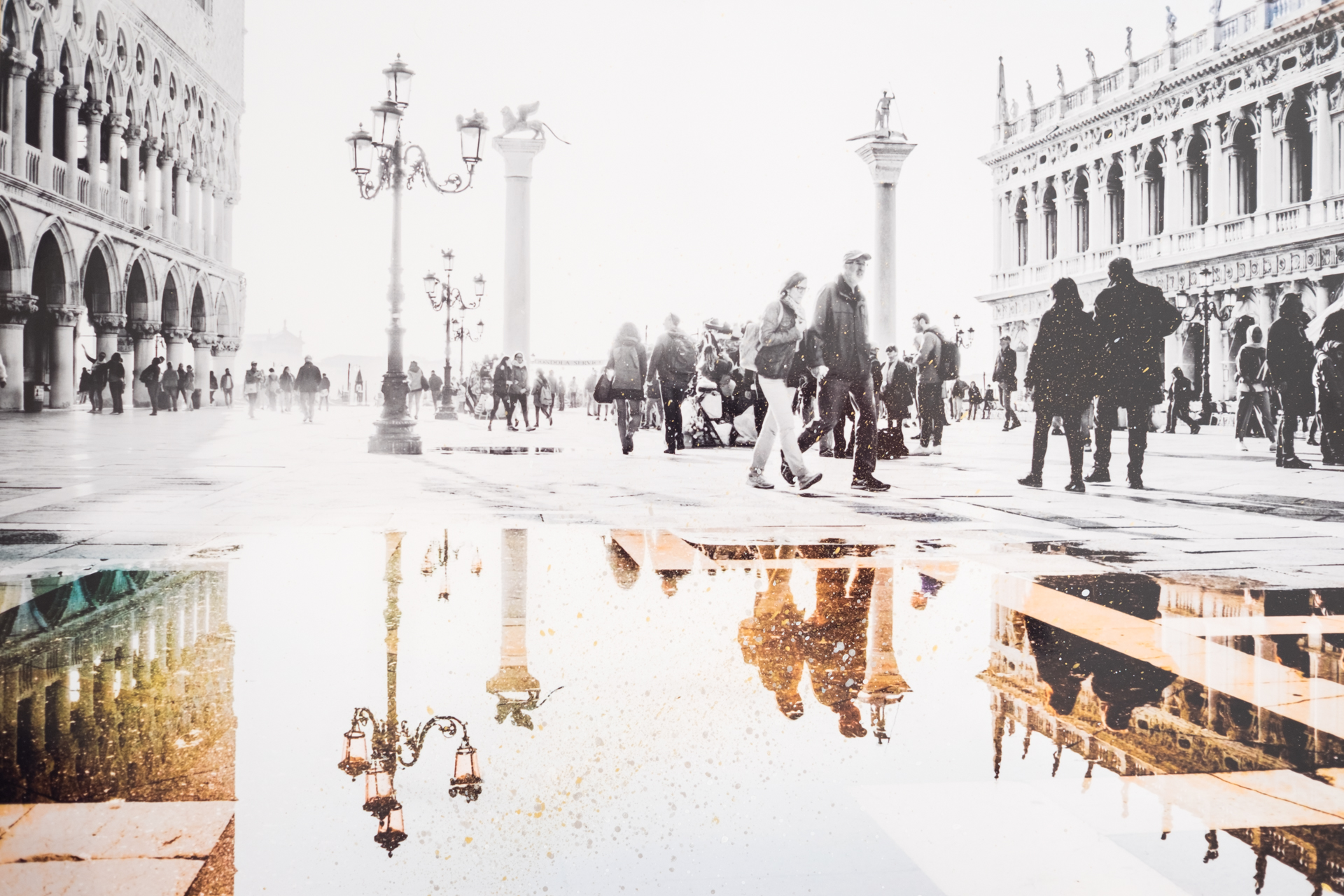 Venice is a painting
