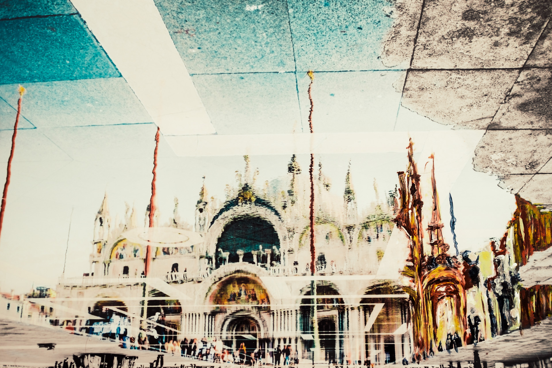 Venice is a painting-6